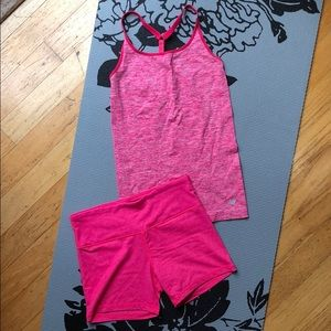 Pink Workout Gear 💕